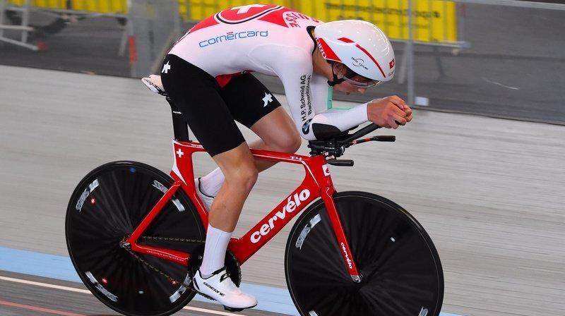 Valère Thiébaud sélectionné pour les championnats d'Europe