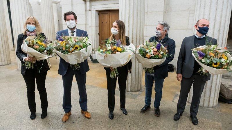 Recomptage demandé à Neuchâtel: Solidarités émet des doutes sur des fonctionnaires ayant participé au dépouillement