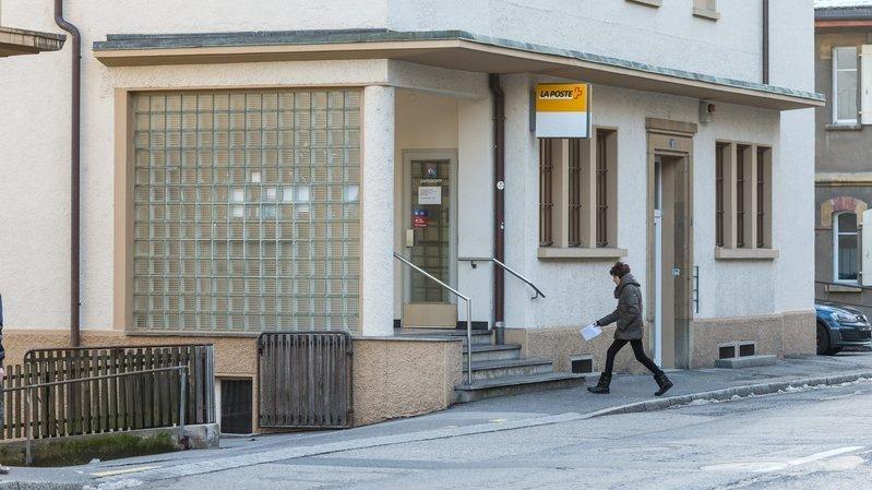 Neuchâtel: sursis pour le bureau de poste de Serrières