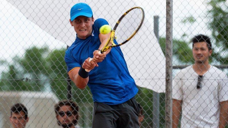 Damien Wenger affrontera Gian-Luca Tanner au premier tour. En cas de succès, il retrouverait Leandro Riedi, finaliste du dernier Roland Garros chez les juniors.
