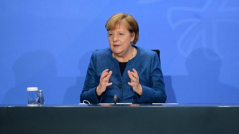 Coronavirus: l'Allemagne reconfine le pays pour un mois
