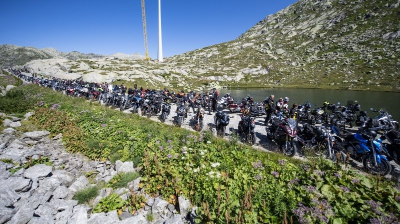 Suisse: des initiatives politiques visent les nuisances sonores dues aux motos