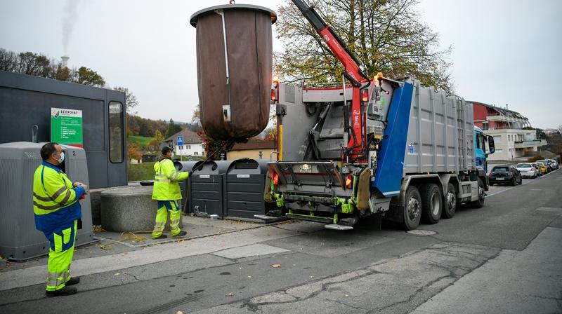 Milvignes obligée de louer un camion pour la tournée des déchets verts