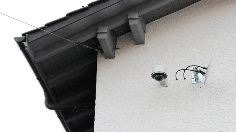 Eclairage de Sebastien Fanti: «Vidéosurveillance privée et espace public»