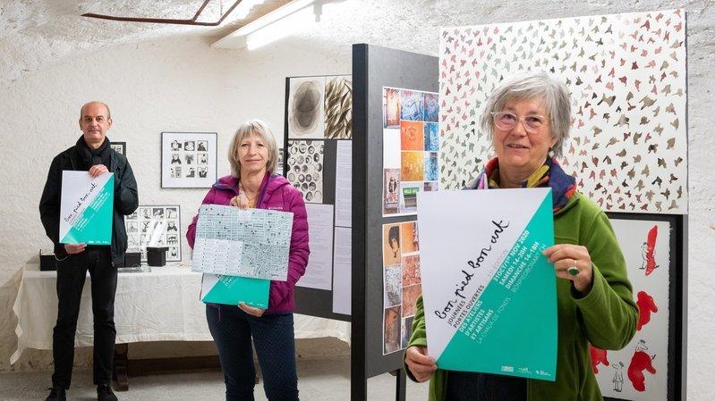 Dix-huit nouveaux artistes et artisans à découvrir à La Chaux-de-Fonds