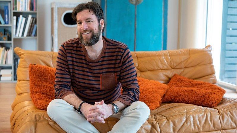 Neuchâtel: pour le PLR Didier Boillat, «la politique est une passion»
