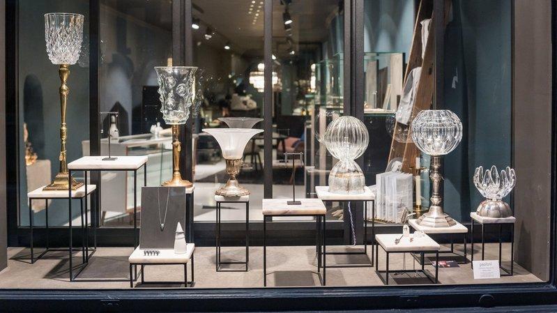Neuchâtel: Arty Show fait pousser l'art dans les vitrines du centre-ville