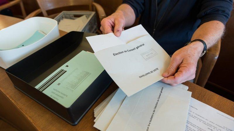 Elections communales neuchâteloises: on connaît les raisons du bug
