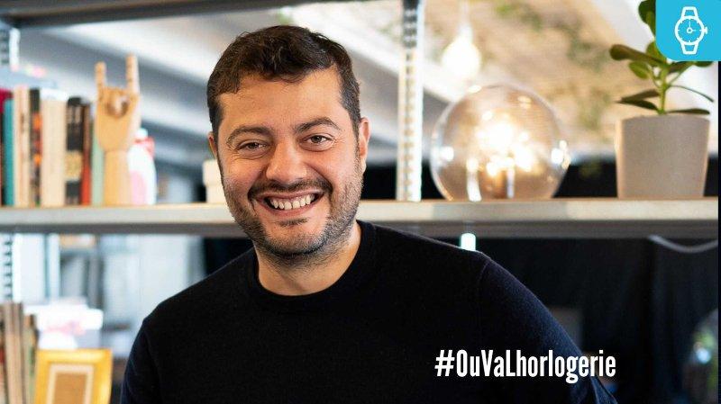 Horlogerie: Pascal Meyer, le patron de Qoqa, répondra en direct à vos questions sur la page Instagram d'ArcInfo (@arcinfoch)