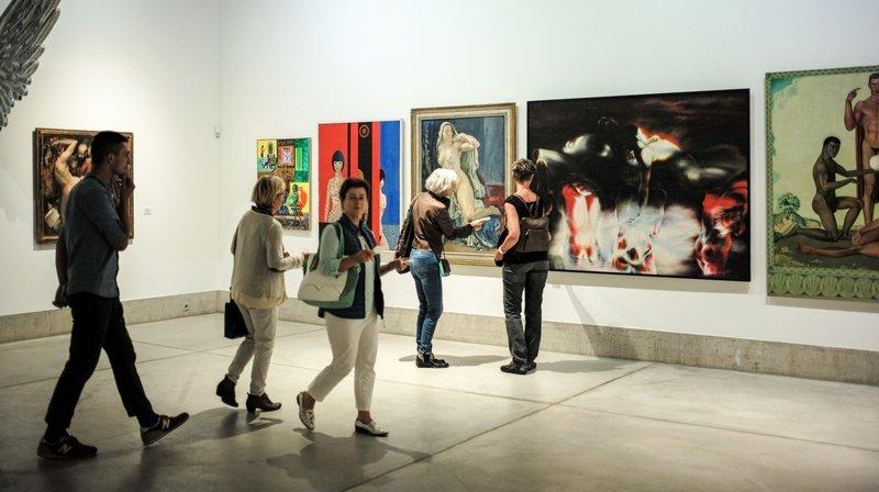 A La Chaux-de-Fonds, les artistes investissent le Musée des beaux-arts