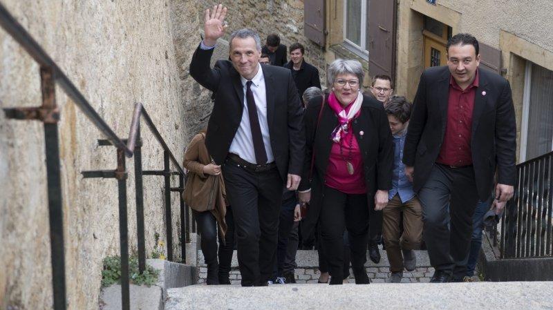 Jean-Nat Karakash et Monika Maire-Hefti quitteront le Conseil d'Etat le printemps prochain