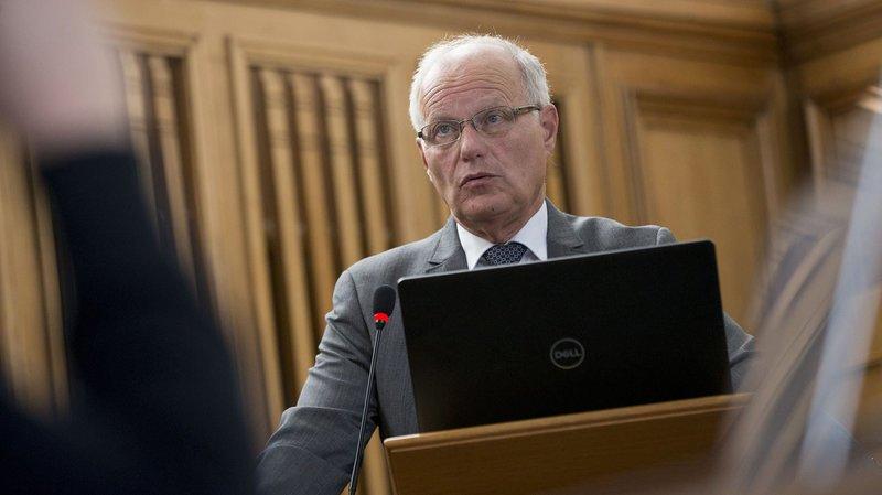 Le PLR Marc-André Nardin participera au débat organisé sur les réseaux sociaux par le Parlement des jeunes de La Chaux-de-Fonds.
