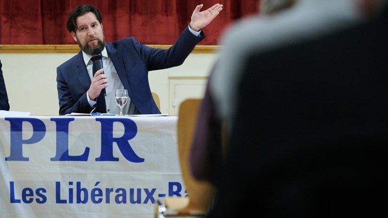 Didier Boillat lâchera la présidence du PLR neuchâtelois à la mi-décembre