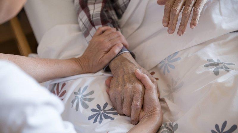 Soins palliatifs: le Conseil d'Etat neuchâtelois octroie un délai au RHNE jusqu'à la fin de l'année