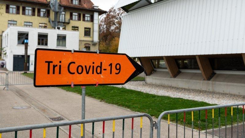 Covid-19: des tests rapides disponibles dès ce jeudi dans le canton de Neuchâtel