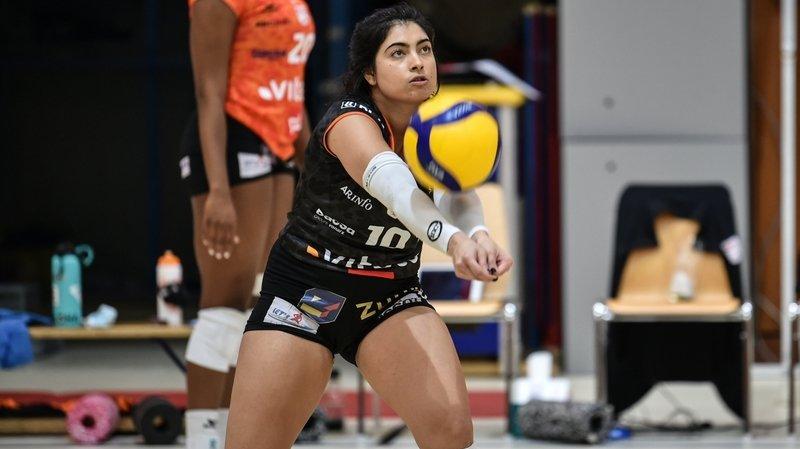 Volleyball: un NUC aux deux visages face à Genève