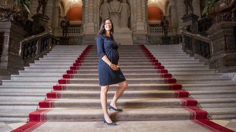 Congé maternité: la Neuchâteloise Céline Vara devra jongler pour ne pas être privée de vote
