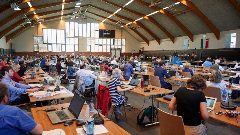 Le Grand Conseil siégera à nouveau début décembre à La Chaux-de-Fonds