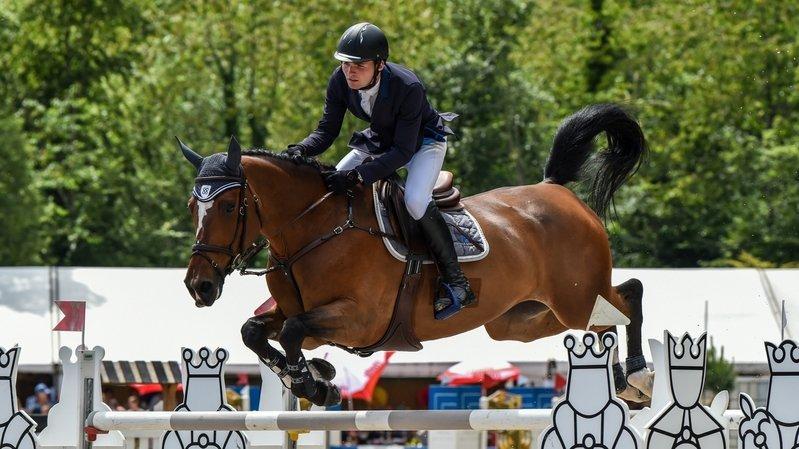 Grand Prix 4*: le Neuchâtelois Bryan Balsiger gagne à Vilamoura, au Portugal