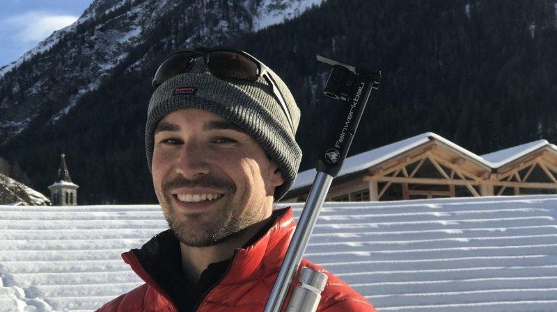 Le biathlon à Evolène pour harmoniser son yin et son yang