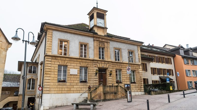 Elections communales: marée verte à Boudry