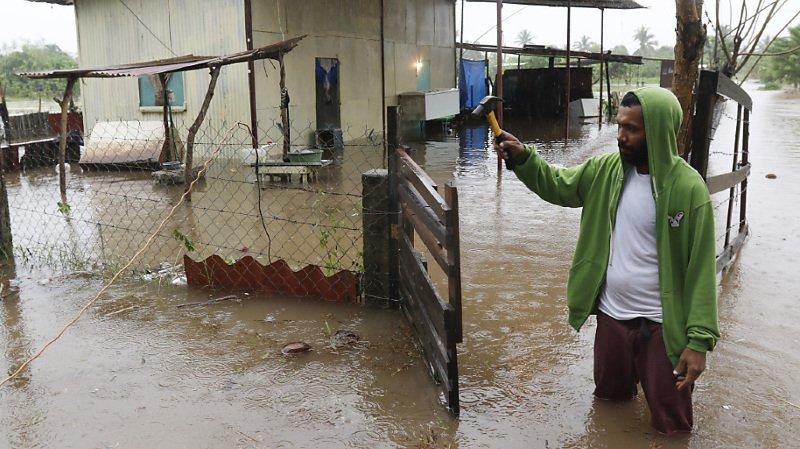 Intempéries: après avoir ravagé le Nicaragua, Eta s'approche du Honduras