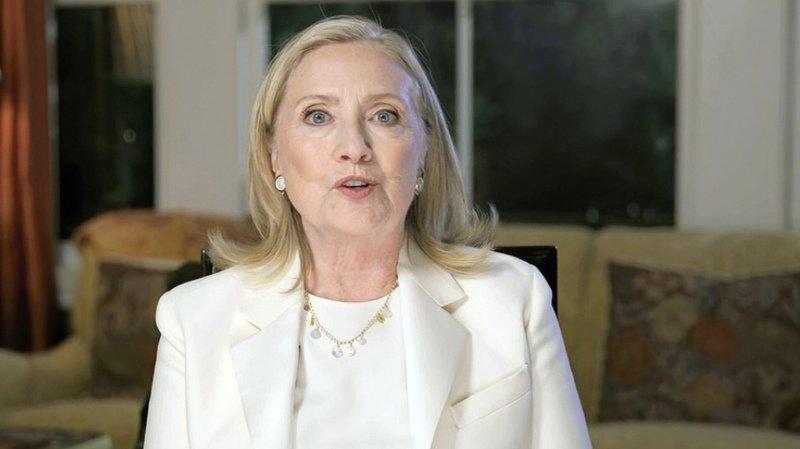 Présidentielle américaine: HillaryClinton, grande électrice à New York