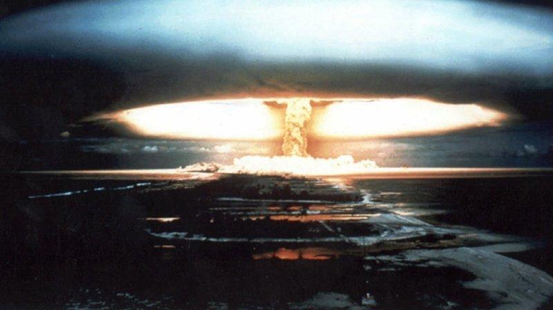 La France, qui a mené des essais nucléaires à Mururoa, en Polynésie française, n'a pas signé le traité, tout comme la Suisse (archives).