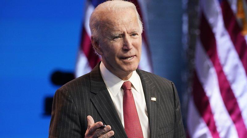 Présidentielle américaine: sa victoire confirmée en Géorgie, Biden juge Trump irresponsable