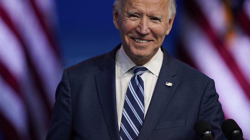 Après cette victoire en Arizona, Joe Biden peut désormais compter sur 290 grands électeurs, quand il lui en faut 270 pour remporter l'élection présientielle (archives).