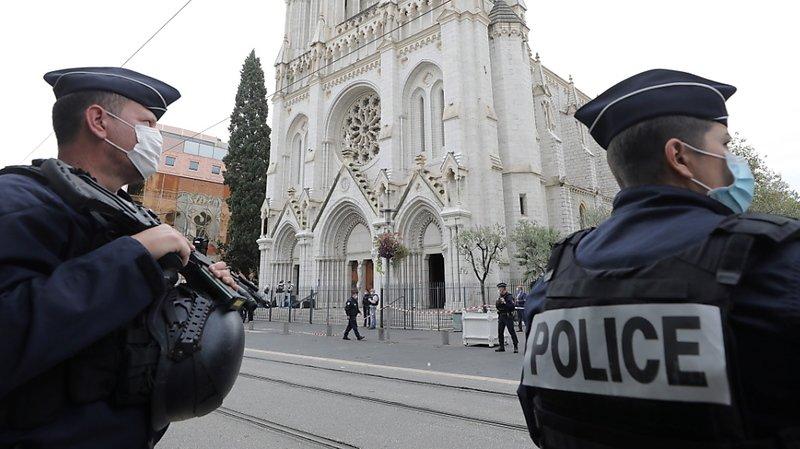 Les faits se sont déroulés vers 09 heures sur une des artères les plus fréquentées de Nice.