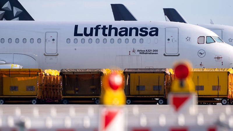 30'000 emplois menacés chez Lufthansa