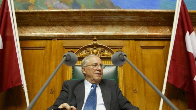 Rente de ministre: Christoph Blocher devrait toucher rétroactivement cinq ans de rente