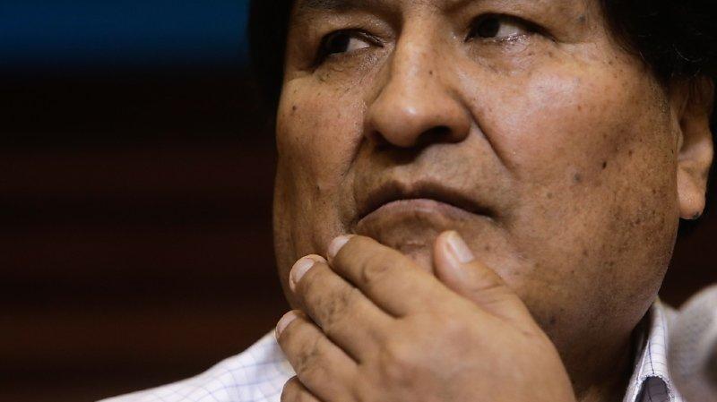 Bolivie: la justice bolivienne lève un mandat d'arrêt contre Evo Morales