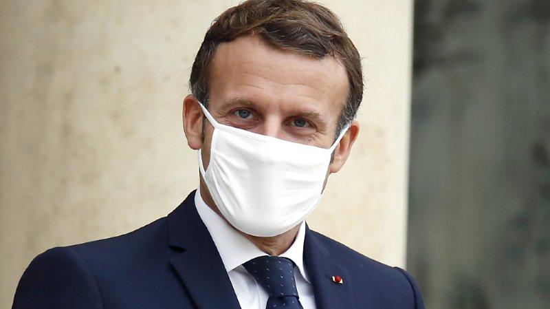 Le président français Emmanuel Macron a précisé que tout le territoire national est concerné par le reconfinement.