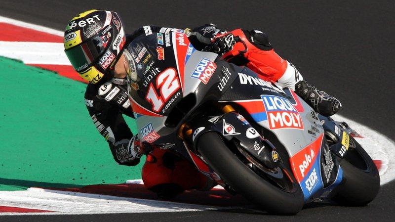 Motocyclisme - Grand Prix de Valence: Lüthi et Dupasquier hors du top 15