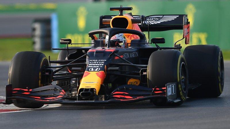 Formule 1 – Grand Prix de Turquie: Verstappen le plus rapide du 1er jour d'essais