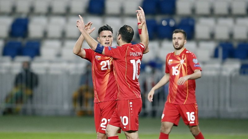 Football – Euro 2020: la Macédoine du Nord qualifiée