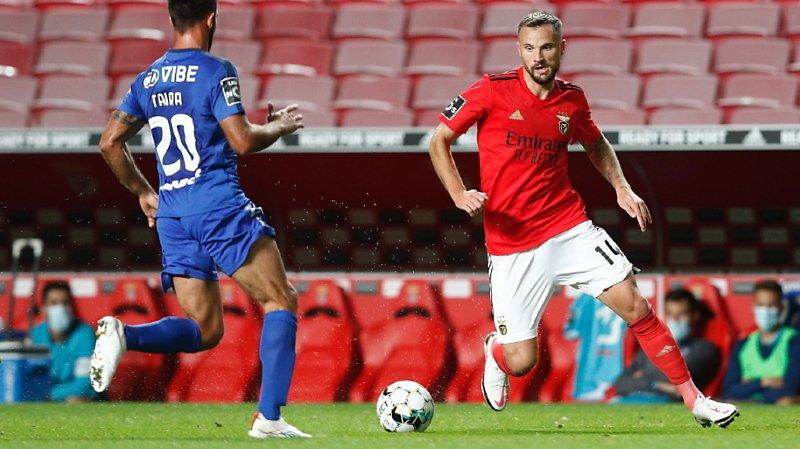 Football: quatrième but de la saison pour Seferovic