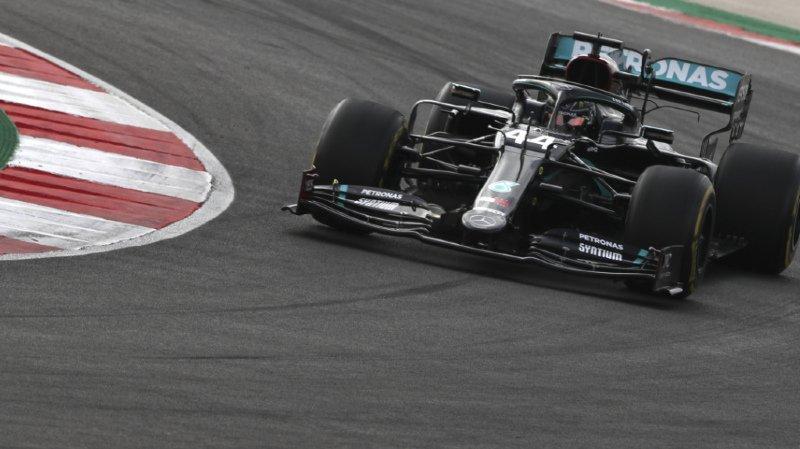 Formule 1: Lewis Hamilton gagne le GP du Portugal et efface le record de Schumacher