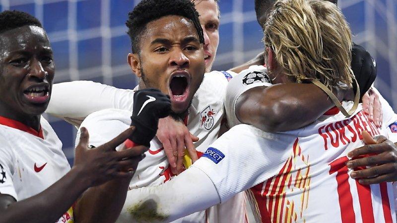 Football – Ligue des Champions: Dortmund et Leipzig heureux, Paris déchante