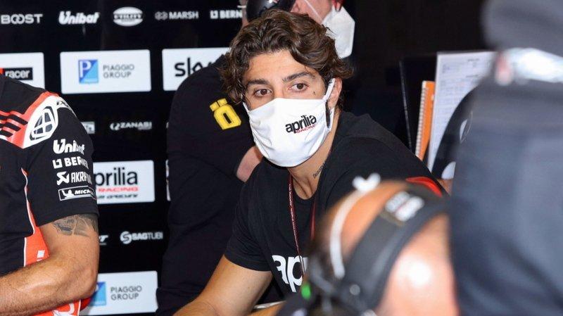 Andrea Iannone a été suspendu 4 ans par le TAS.