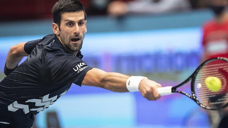 Tennis: Novak Djokovic égale Pete Sampras