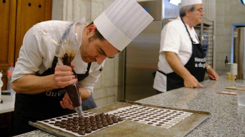 Chocolatissimo maintient certaines de ses activités