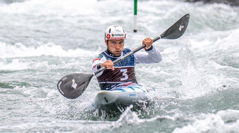 Kayak: une médaille d'or mondiale pleine de promesses olympiques pour le Doubiste Martin Dougoud