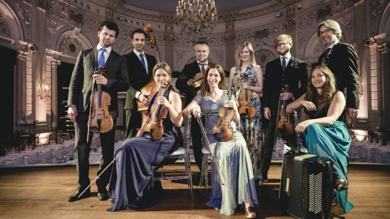 Camerata RCO, Royal Concertgebouw Orchestra ANNULE