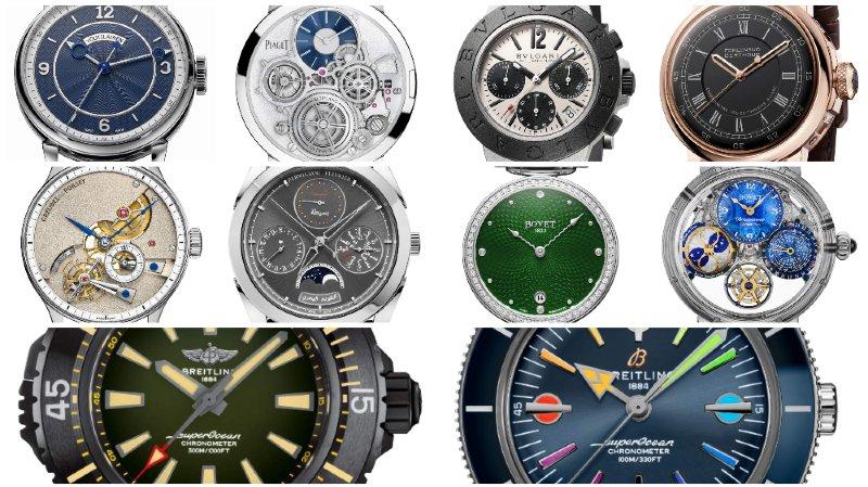 Les Neuchâtelois ont brillé au Grand Prix d'horlogerie de Genève 2020