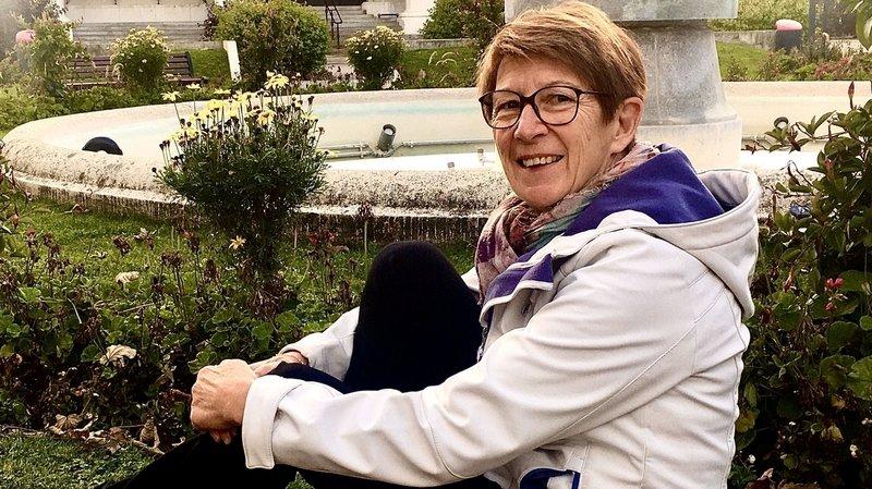 «La perte d'êtres chers, parlons-en!», propose la Locloise Suzanne Humbert