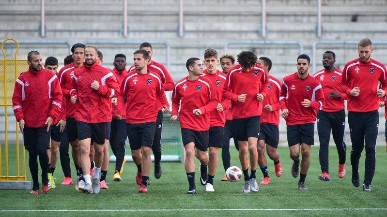 Football: Xamax battu par Lausanne lors du premier match à la Tuilière