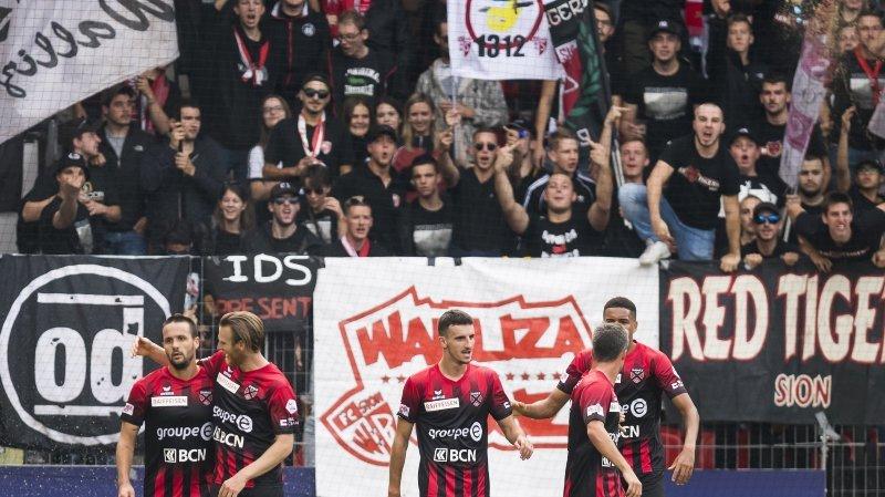 Neuchâtel: trois supporters du FC Sion condamnés pour émeute